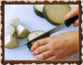 Рецепт приготовления ЖАРЕНЫЕ БАКЛАЖАНЫ В СОУСЕ С МИСО